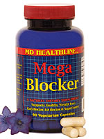 Mega Block diet weight loss management supplement pills